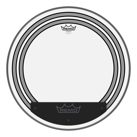 "Remo 20"" Powersonic Clear Bass Drumhead"