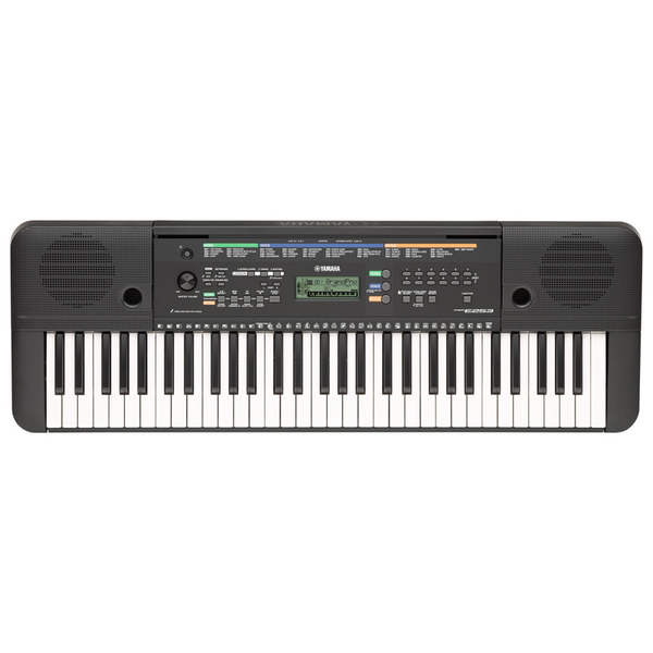 Yamaha PSR-E253 61-Key Portable Keyboard - Bananas at Large - 1