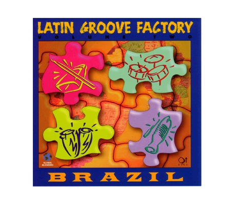 Q Up Arts Latin Grooves V2 RAW [Download] - Bananas at Large