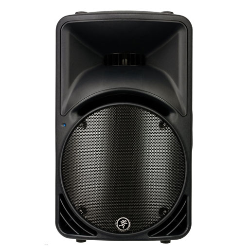 Mackie SRM450v2 12-Inch 2-Way Compact Powered SR Loudspeaker (Each) - Bananas at Large