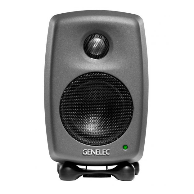 Genelec 8010 APM Bi-Amplified Monitor System (Each) - Bananas At Large®