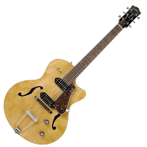 Godin 5th Ave Kingpin with Cutaway - Bananas At Large®