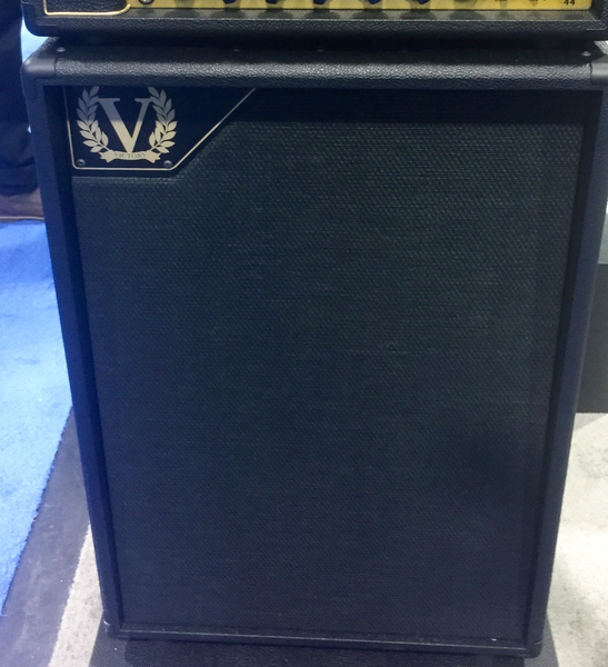 Victory Amplifiers V212VH 2x12 Celestion Heritage G12-H Extension Cab - Bananas at Large - 1