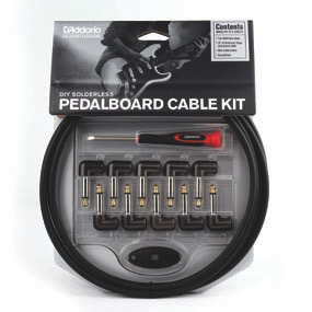 Planet Waves Pedal Board Cabling Kit - Bananas at Large