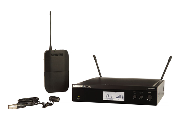 Shure BLX14R/W85-J10 Instrument Wireless System