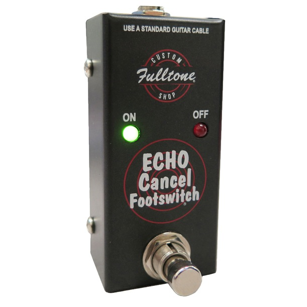 Fulltone ECF Echo Cancel Footswitch - Bananas At Large®