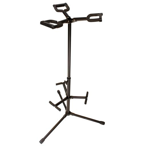 Ultimate Support JamStand JS-HG103 Triple Hanging-Style Guitar Stand - Bananas at Large