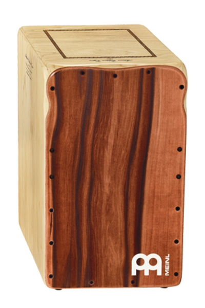Meinl AE-CAJ9 Artisan Edition Flamenco Cajon Fandango Line, Indian Heartwood - Bananas at Large