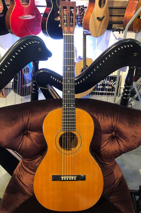 Martin 1889 Style 21 Acoustic Guitar (Pre-Owned) (Glen Quan Private Collection)