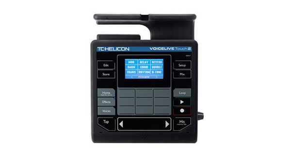 TC-Helicon VoiceLive Touch 2 Portable Vocal Effects Processor and Looper - Bananas at Large
