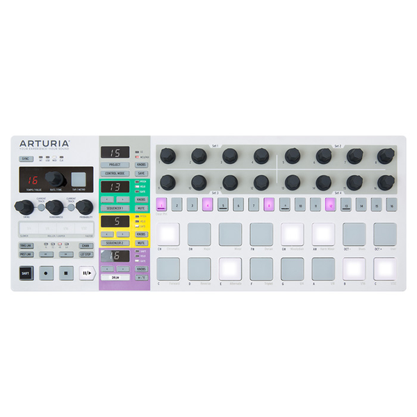Arturia BeatStep Pro Controller and Sequencer - Bananas at Large - 1
