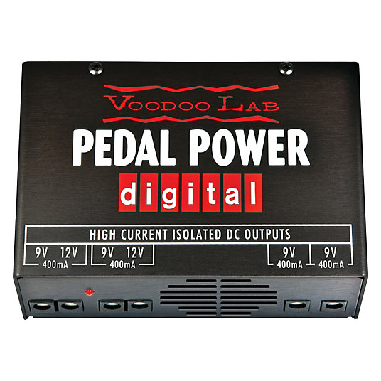 Voodoo Lab PPD Pedal Power Digital Power Supply