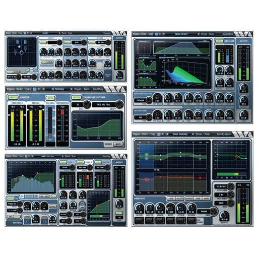 WAVE ARTS Power Suite DSP AAX [Download] - Bananas at Large