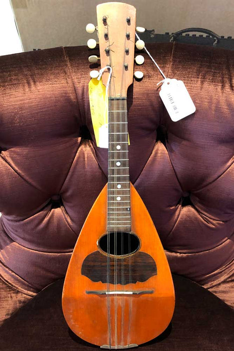 Vintage 1930's Mandolin (Pre-Owned) (Glen Quan Private Collection)