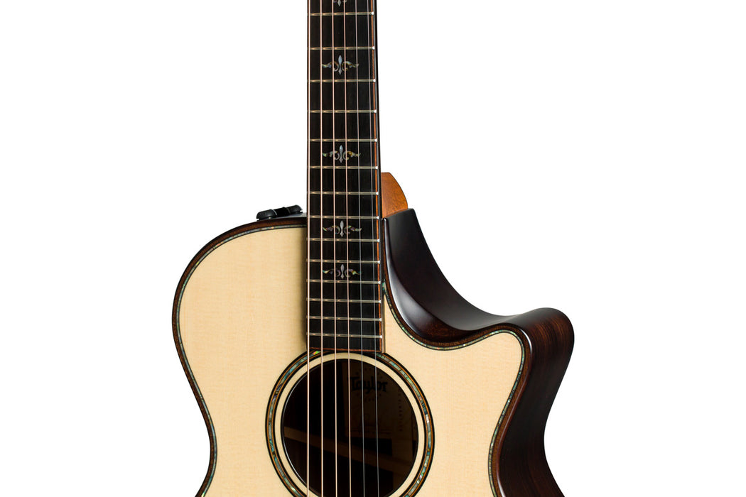 Taylor Builder's Edition 912ce Grand Concert Acoustic-Electric Guitar