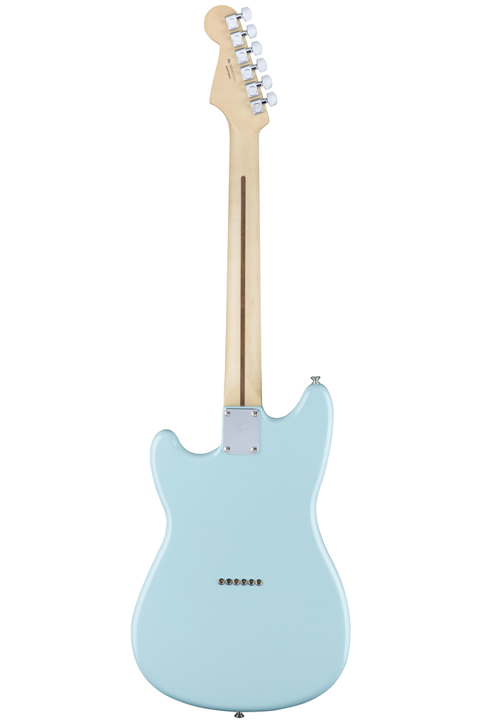 Fender Duo Sonic HS with Rosewood Fingerboard - Daphne Blue - Bananas At Large®