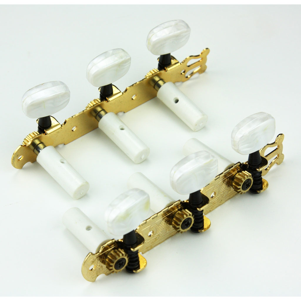 Strukture SSJC88 Classical Tuning Machines - Gold - Bananas at Large