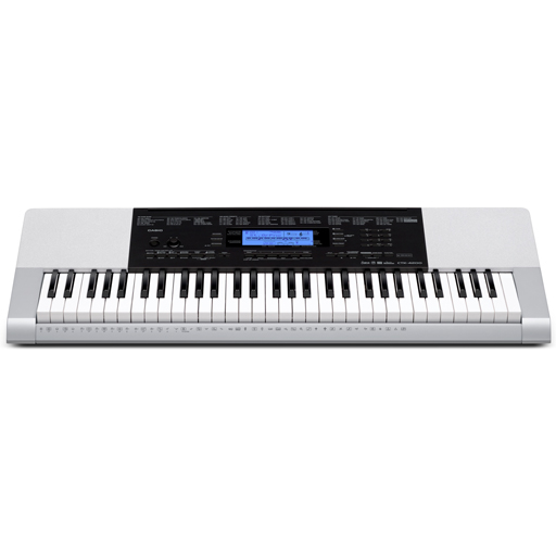 Casio CTK-4400 Electronic Keyboard, 61-Key - Bananas At Large®