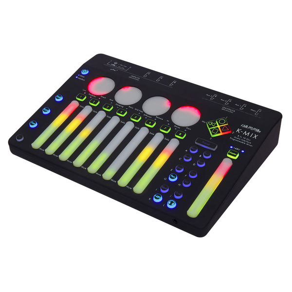 Keith McMillen K-737 K-Mix Audio Interface, Digital Mixer, and Control Surface - Bananas At Large®