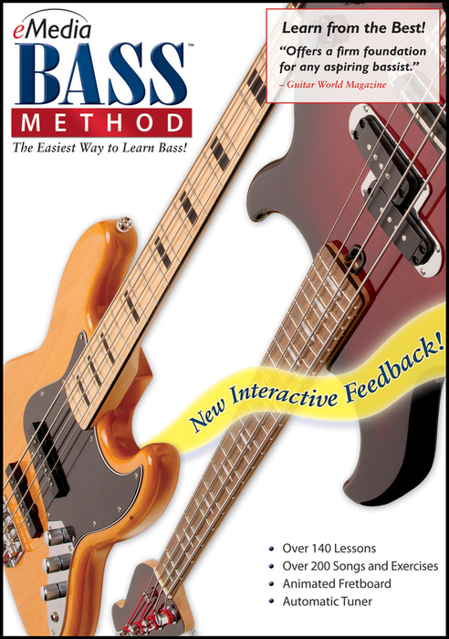 eMedia Bass Method - Windows [Download] - Bananas at Large - 1