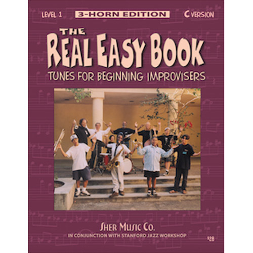 Sher Music The Real Easy Book Tunes for Beginning Improvisers Volume 1 C Edition - Bananas at Large