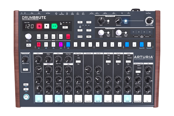Arturia DrumBrute Analog Drum Machine - Bananas at Large - 1