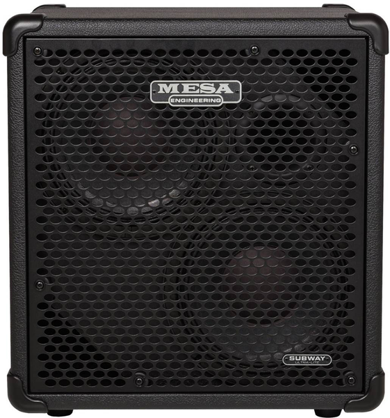 Mesa/Boogie 0.S210.AMB 2x10 Subway Ultra-Lite Bass Cabinet - Bananas at Large - 1