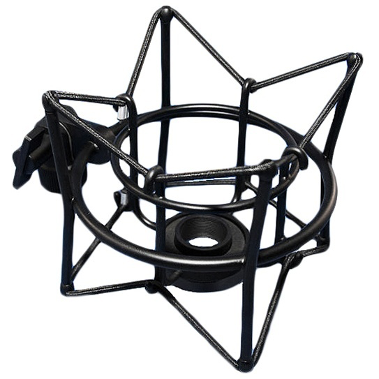 ADK E-Super Mount Heavy Duty Black Ring-Shock Mount for THOR, ODIN, and A6
