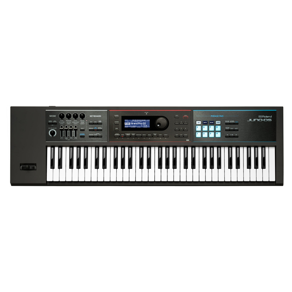 Roland Juno-DS61 61-key Synthesizer - Bananas at Large