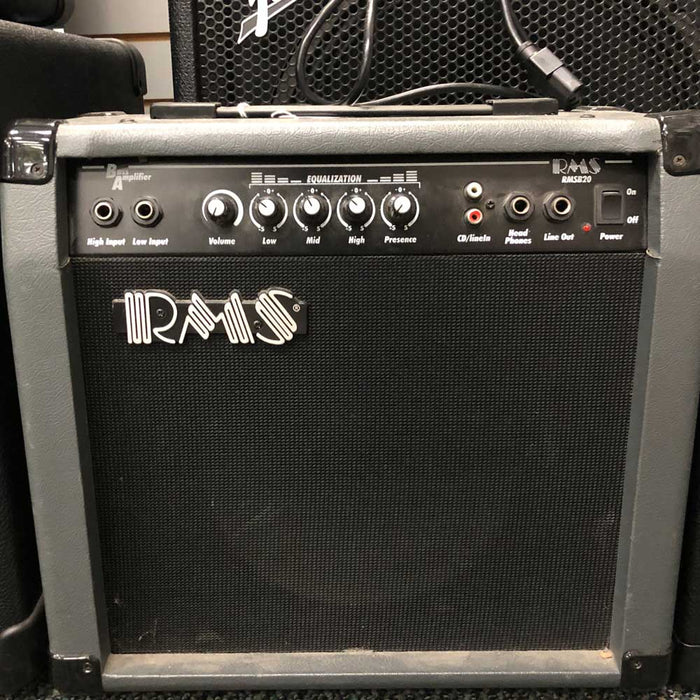 RMS Bass Combo Amp (Pre-Owned)