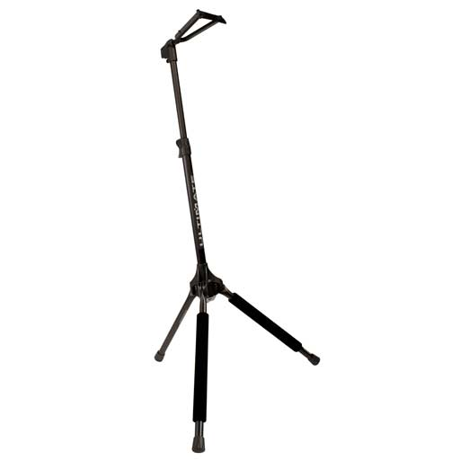 Ultimate Support GS-100 Genesis Series Guitar Stand with Locking Legs and Self-Closing Yoke Security Gate - Bananas at Large