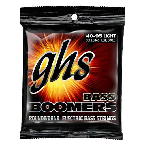 GHS L3045X Extra Long Scale Bass Boomers - Light - Bananas at Large
