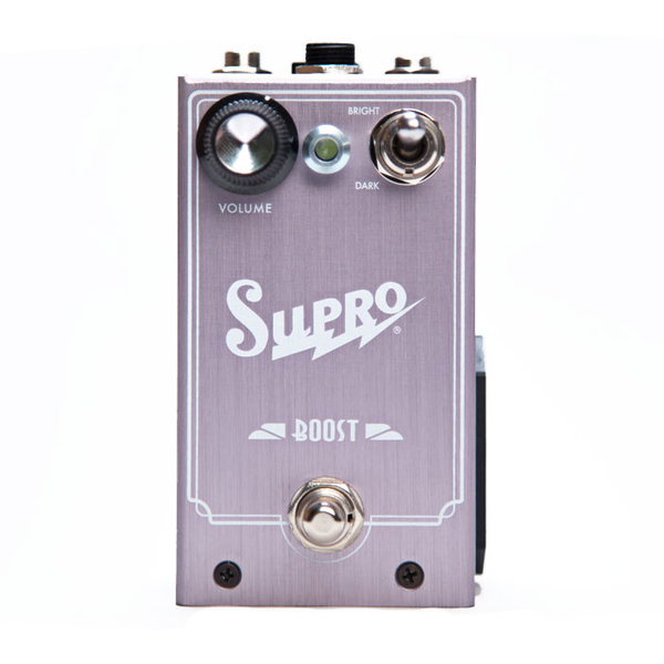 Supro 1303 Boost Pedal - Bananas at Large - 1