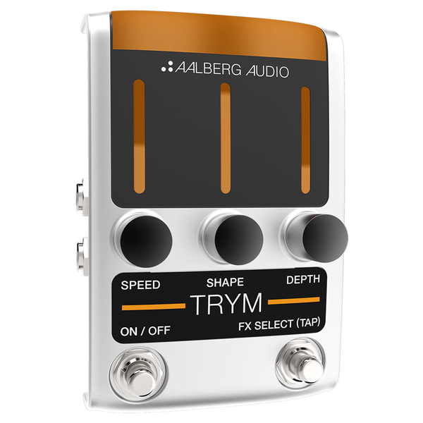 Aalberg TRYM TR-1 Tremolo Pedal - Bananas at Large