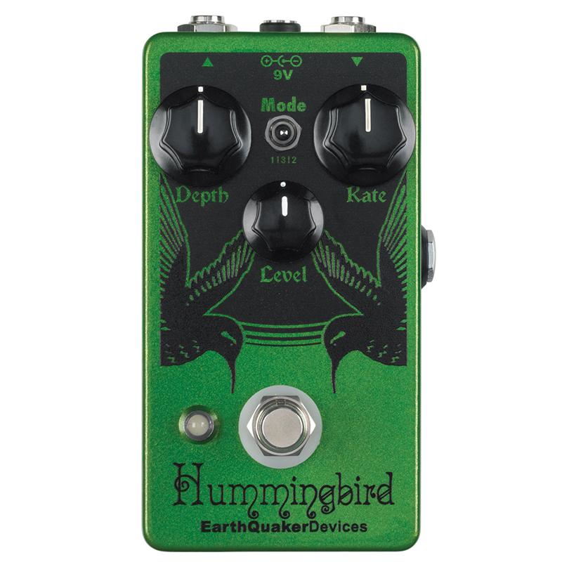 EarthQuaker Devices Hummingbird V3 Repeat Percussions Pedal - Bananas At Large®