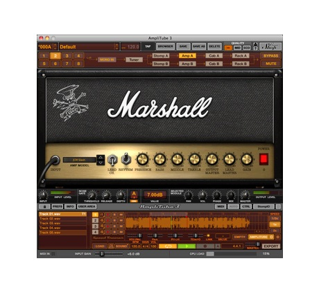 IK Multimedia AmpliTube SLASH [Download] - Bananas At Large®
