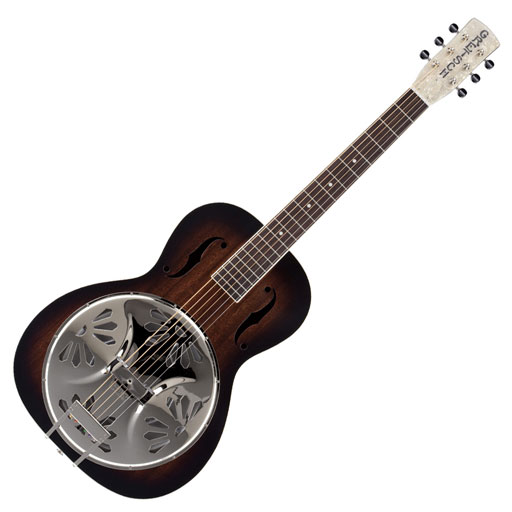 Gretsch G9220 Resonator Guitar, 2-Color Sunburst - Bananas At Large®