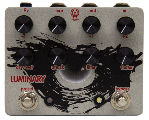 Walrus Audio Luminary Quad Octave Generator Pedal - Bananas at Large
