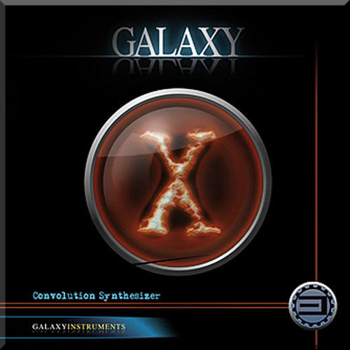 Best Service Galaxy X Exceptional Convolution Synthesizer [Download] - Bananas At Large®