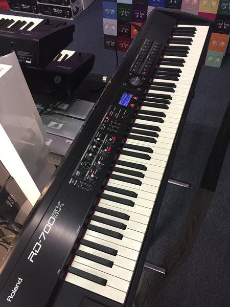 Roland RD 700GX 88-key Stage Piano (Pre-Owned)