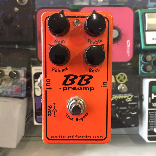 Xotic BB Preamp Pedal (Pre-Owned)