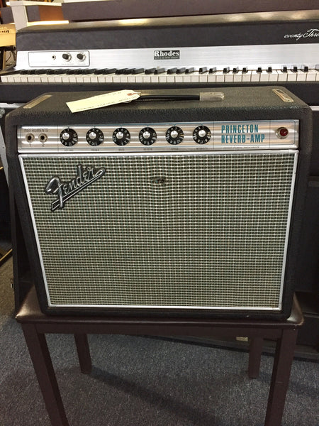 Fender Vintage 1968 Princeton Reverb (Joe Satriani Private Collection) (Pre-Owned)