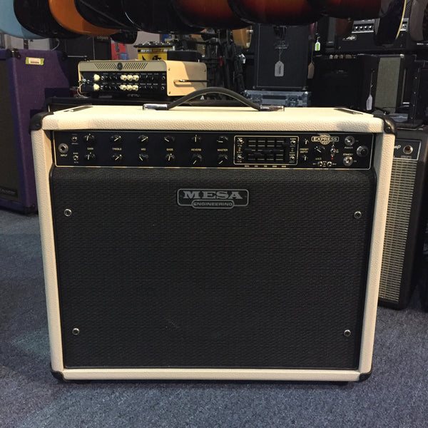 Mesa Boogie Express 5:50 + White /Black (Pre-Owned)