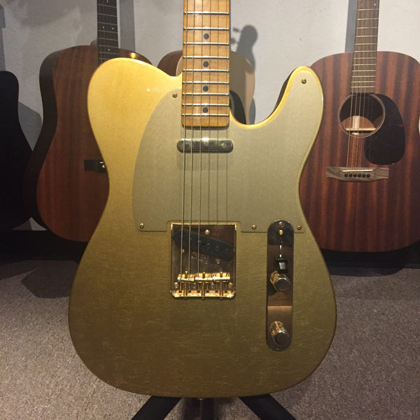 Fender Custom Shop #033.5 Limited Edition Closet Classic Telecaster - HLE Gold