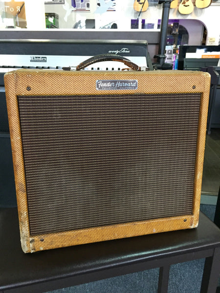 Fender Vintage 1960 Harvard Combo (Joe Satriani Private Collection) (Pre-Owned)