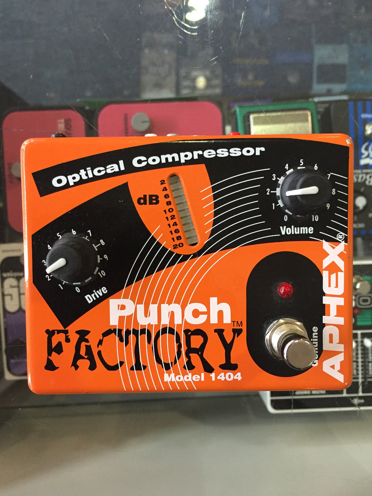 Aphex Punch Factory Optical Compressor (Pre-Owned)