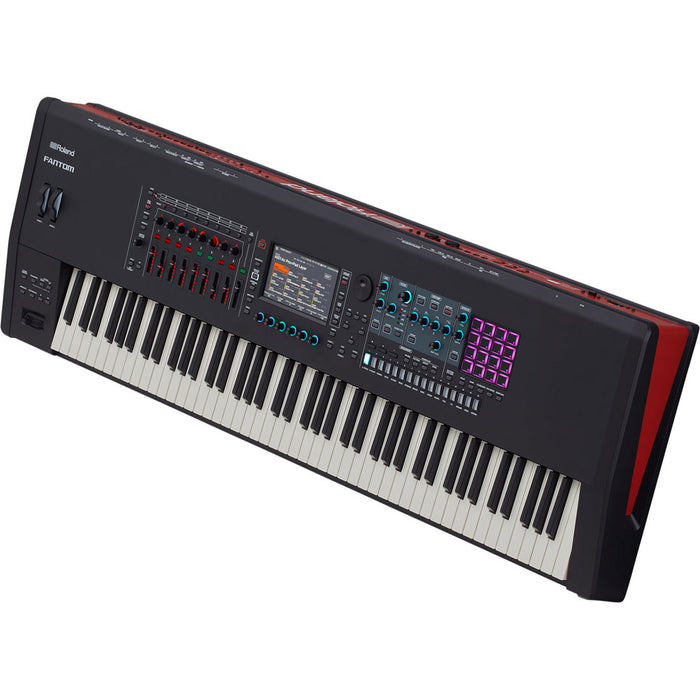 Roland Fantom 8 Workstation Keyboard