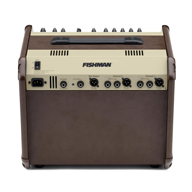 Fishman PRO-LBX-600 Loudbox Artist - Bananas at Large - 4