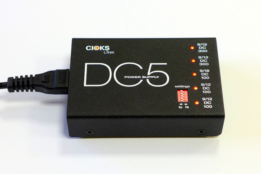 CIOKS DC5 Link Power Supply - Bananas At Large®