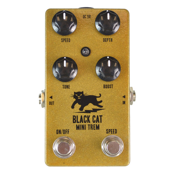Black Cat Pedals Mini Trem Pedals - Bananas at Large